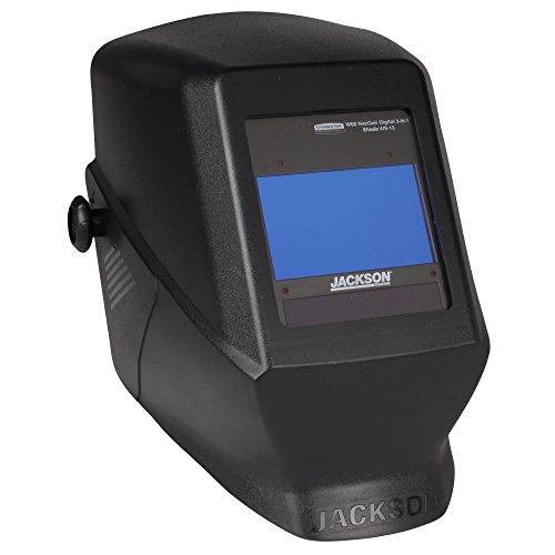 Jackson Safety W60 Nexgen HLX 100 Heavy Metal Welding Helmet with Digital Auto-Darkening Filter model number 20501  Pack of 2