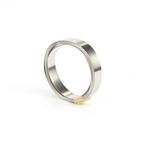 Breynet 1PC 3M 01 x 8 mm 18650 Pure Ni Plate Nickel Welding Strip Tape 3 M For 18650 Battery Spot Welder  Welding