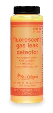 NU-CALGON 4184-53 Gas Leak DetectorFluorescent8 fl oz