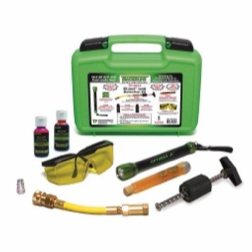 Complete OPTIMAX Jr EZ-Ject AC and Fluid Leak Detection Kit