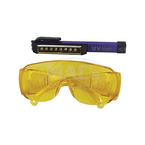MACs Auto Parts 42-76403 UV Leak Detection Kit AC