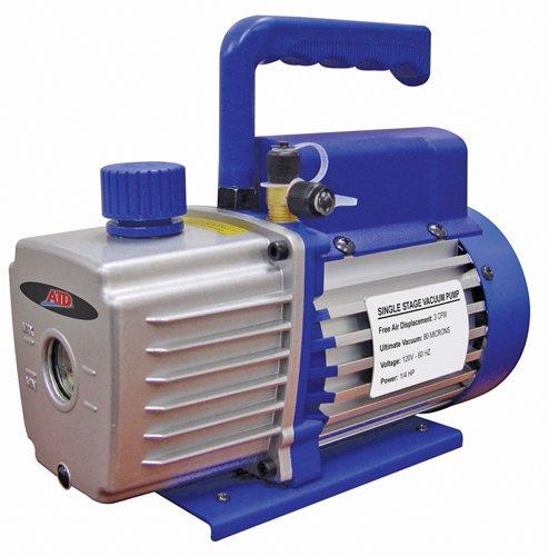 ATD Tools 3453 3-CFM Vacuum Pump