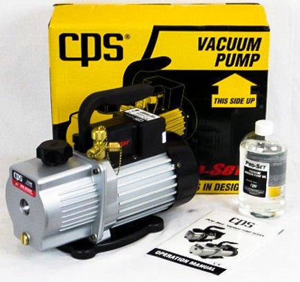 CPS VP4D-F 4 CFM 2 Stage Vacuum Pump