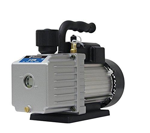 Mastercool 90062-A Silver 30 CFM Vacuum Pump
