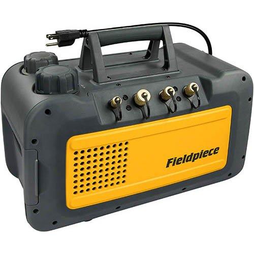 Fieldpiece Black Vp85 Two Stage 8 Cfm Vacuum Pump