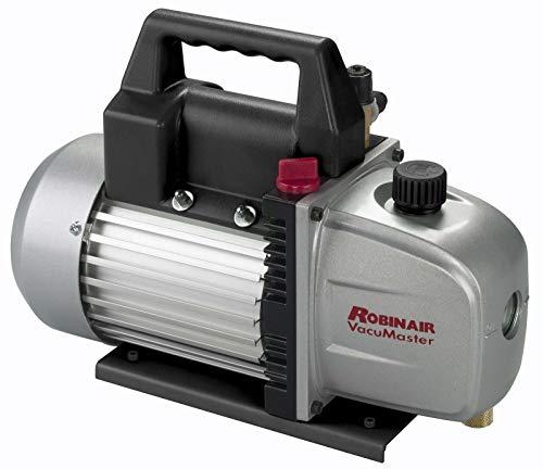 PLASTILINUM Robinair 15310 VacuMaster Single Stage Vacuum Pump - Single-Stage 3 CFM