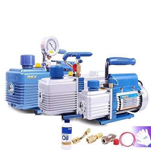 on Sale FY-3C-N Single Stage Vacuum Pump 3L Liter Air Conditioning Repair kit air Bleed Pump R140 Fluorine Suction Pump