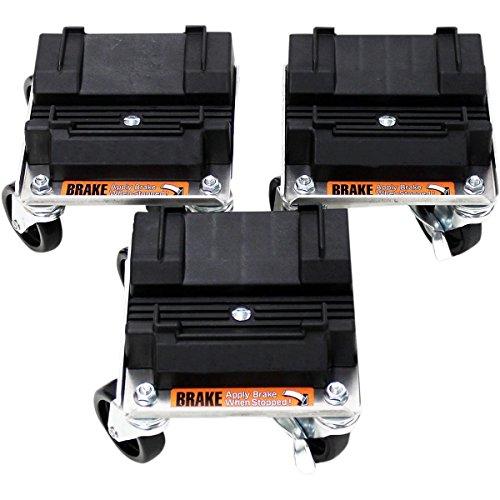 Super Caddy PPC500 Plow Blade Storage Dolly Set