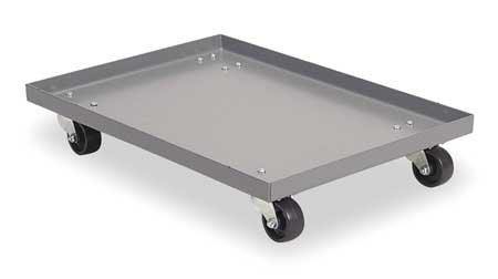 Akro-Mils RU842HR2918 Steel Dolly NA3 Polyolefin Casters 29 x 18
