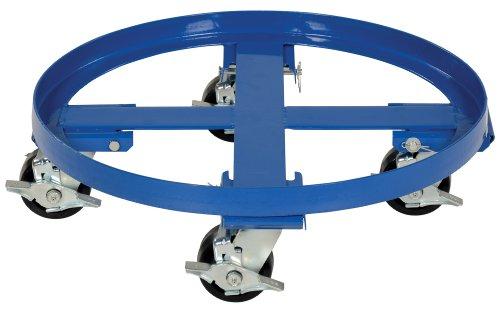Vestil DRUM-HD Heavy Duty Drum Dolly 2000 lbs Capacity