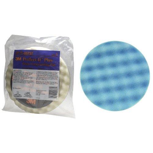 3M 05737 Perfect-It 8 Foam Compounding Pad 3M 05733 Perfect-It 8 Ultrafine Foam Polishing Pad
