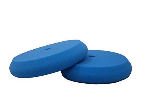 BioTech Soft Polish Classic Blue FoamBuffing Pad 8 1 Unit