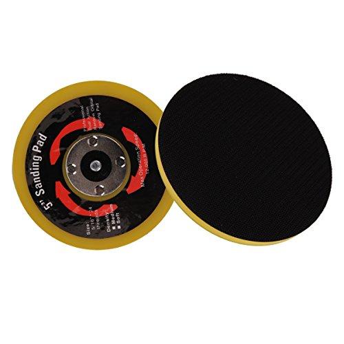 Valianto 5-inch Hook&Loop Backing Pads Polishing Disc Pack of 5 PCS