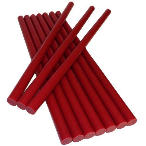 Paintless Dent Repair PDR Glue Sticks - Red 10 pack