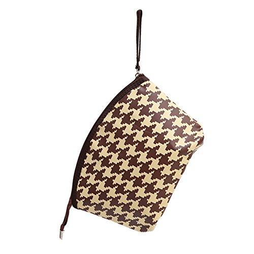 SOURBAN Printed Cosmetic Bag Washing Bag Fashion Waterproof Bag Travel Cosmetic Make up Bag