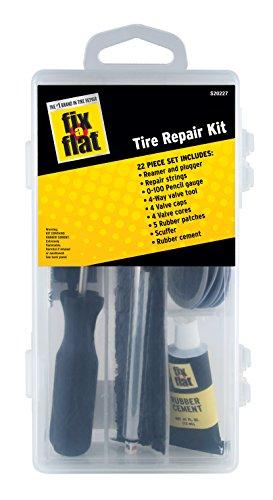 Fix-A-Flat S20227 22 Piece Tire Repair Kit