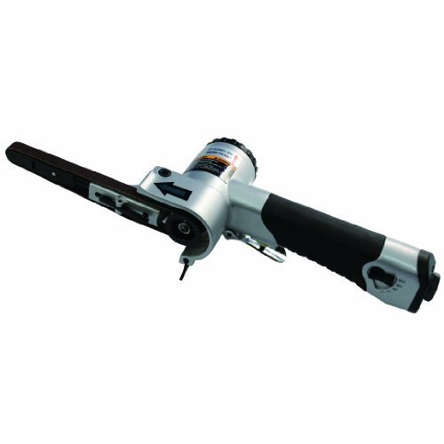 Astro 3036 Air Belt Sander 38 x 13 with 3 Belts 40 60 80