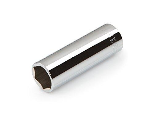 TEKTON 14263 12-Inch Drive by 58-Inch Spark Plug Socket
