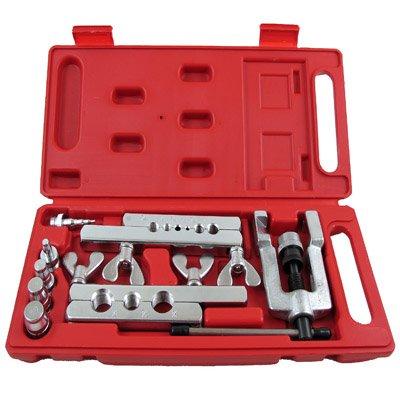 14 Pcs Flaring Swaging Tool Kit Tubing Od 18 - 34