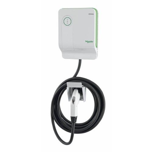 Schneider Electric EV230WS EVlink 30-Amp Generation 25 Enhanced Model Indoor Electric Vehicle Charging Station