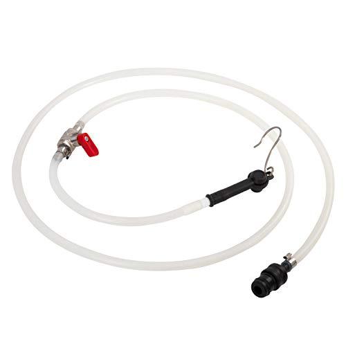 OEMTOOLS 24446 Hose Extractors  Adapter Turns Brake Bleeder Kit  Made to Work Models 24397 or 24389 Fluid Evacuators