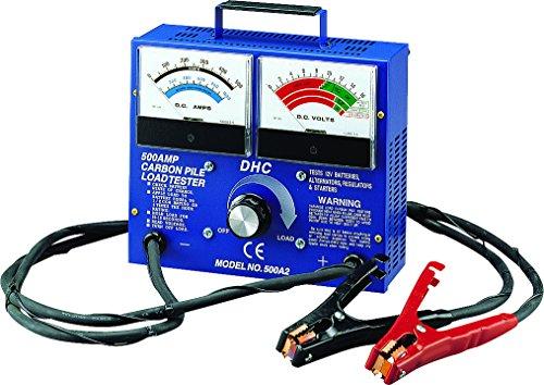 500 Amp Carbon Pile 12V Battery Load Tester