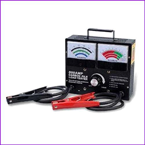 Auto Battery Load Testers Carbon Pile Alternator Starter 1000A Testing 6V 12V 500 - House Deals