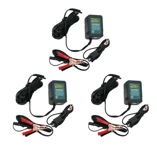 Deltran Battery Tender Junior 12 Volt 3-Pack 021-0123x3