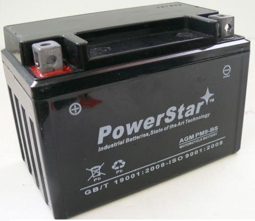 PowerStar pm9-bs-002 Honda CBR900 RR Replacement SLA Battery