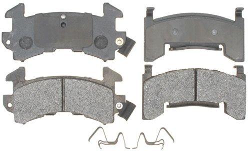 Raybestos PGD154M Professional Grade Semi-Metallic Disc Brake Pad Set