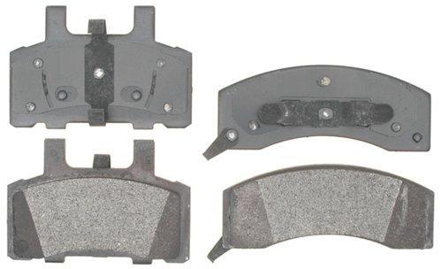 Raybestos PGD370M Professional Grade Semi-Metallic Disc Brake Pad Set