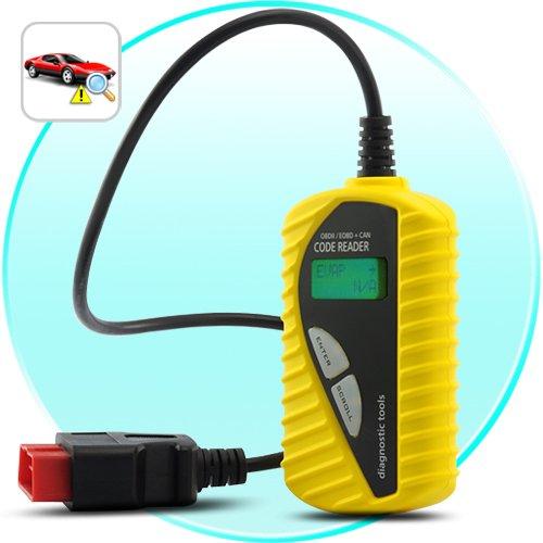 Easy-Use EOBD OBD-II Car Diagnostics Tool and Trouble Code Reader