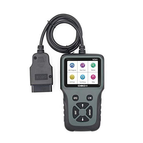 etateta V311 EOBD OBD2 Car Engine Fault Diagnostic Scanner Code Reader Automotive Diagnostic Tool Auto System Accessories