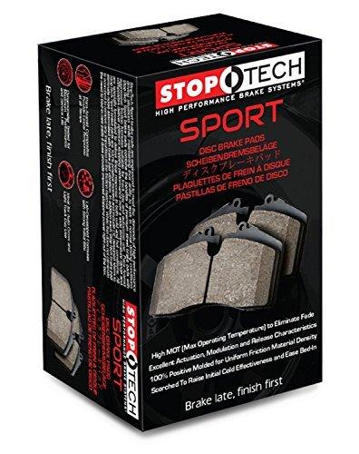 StopTech 30902280 Street Performance Rear Brake Pad