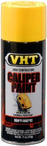 VHT SP738 Bright Yellow Brake Caliper Paint Can - 11 oz