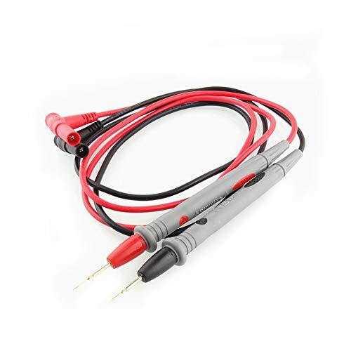 DierCosy Multimeter Test Lead Banana Plug Digital multimeter Probe Electric Test Probe 20A 1000V DIY Tools