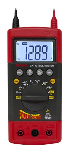 Power Probe CATIV Digital Multimeter