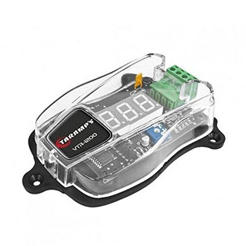 Taramps VTR1200 12V Digital Voltmeter Remote Safety Device