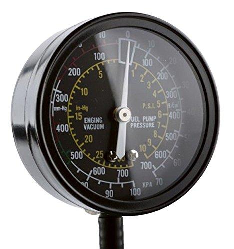 WennoW Fuel Pump Pressure and Engine Vacuum Tester Carburator Valve Adjusment Test Tool