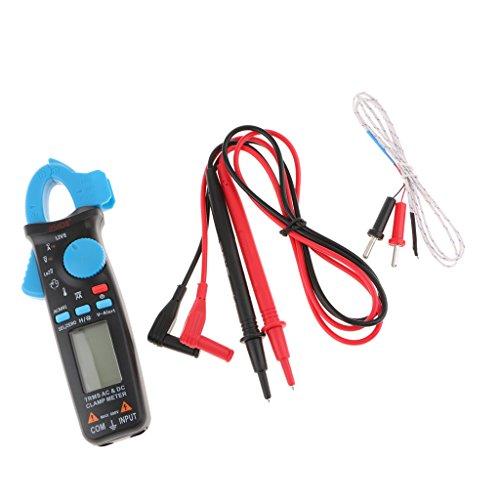 gazechimp Digital Clamp Meter Multimeter Voltmeter AC DC Volt Voltage Amp Ohm