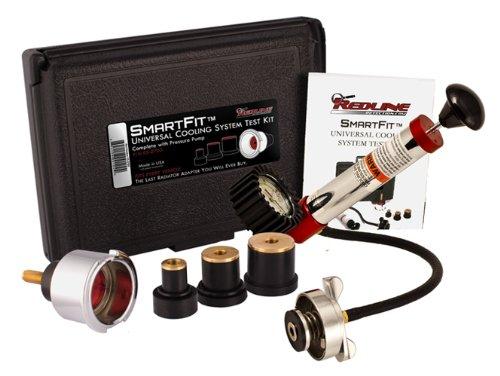 Redline Detection 95-0700 SmartFit Universal Cooling System Test Kit with Pump