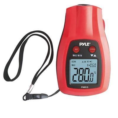 Pyle Mini Infrared Thermometer pmir15 -
