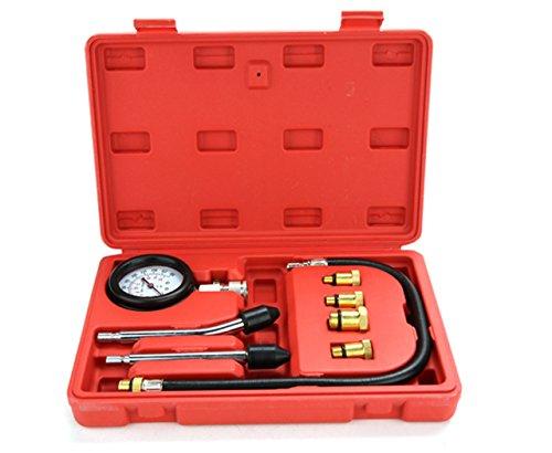 Gracelove Cylinder Compression Tester Test Kit Professional Mechanics Gas Engine