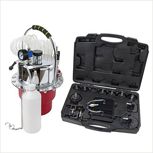 WINMAX Portable Pneumatic Air Pressure Kit Brake and Clutch Bleeder Valve System Kit