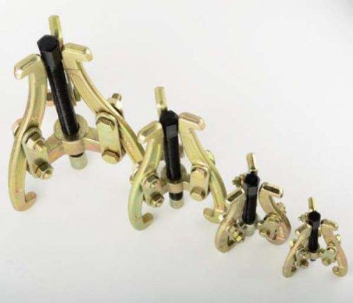 ToolUSA ATE 4 Piece Heavy Duty 3 Jaw Gear Puller Set  GEAR-40-YT