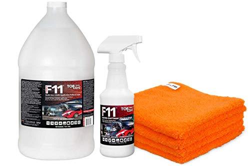 TopCoat F11 Polish Sealer - Gallon Kit Special