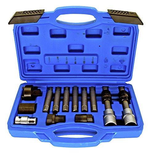 TarrKenn 13 - pc Alternator Pulley Kit