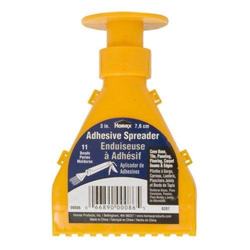 Homax Group 86 11 Bead Cove Base Adhesive Nozzle Spreader