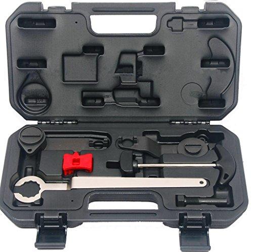 Supercrazy Petrol Engine Timing Camshaft Locking Tool Set For VW Audi A3 Seat Skoda 101214 SF0241