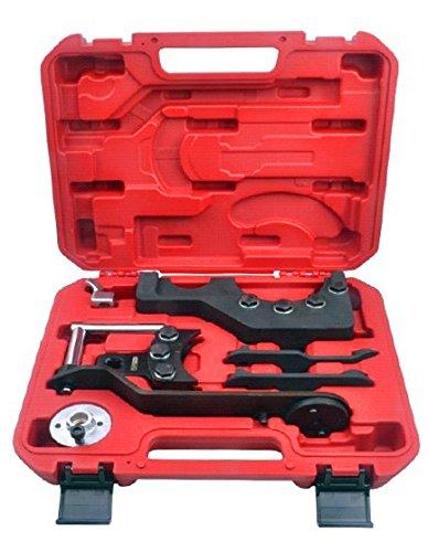 Supercrazy VW Touareg Phaeton VAG 25 49 Engine Camshaft Alignment Locking Timing Tool Kit SF0068
